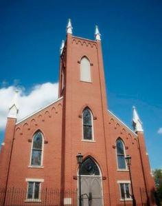 Church.Ohio Village